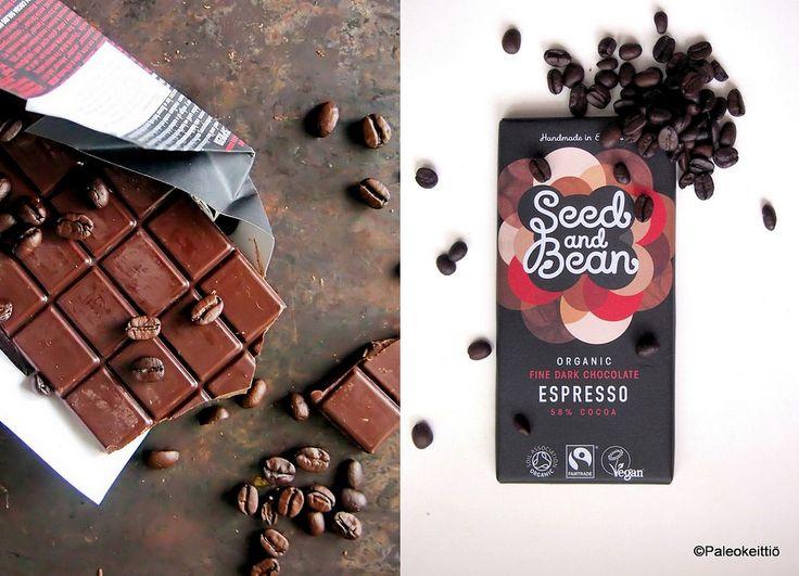 Suklaatasting: Seed and Bean -luomusuklaat, osa 1 | Paleokeittiö