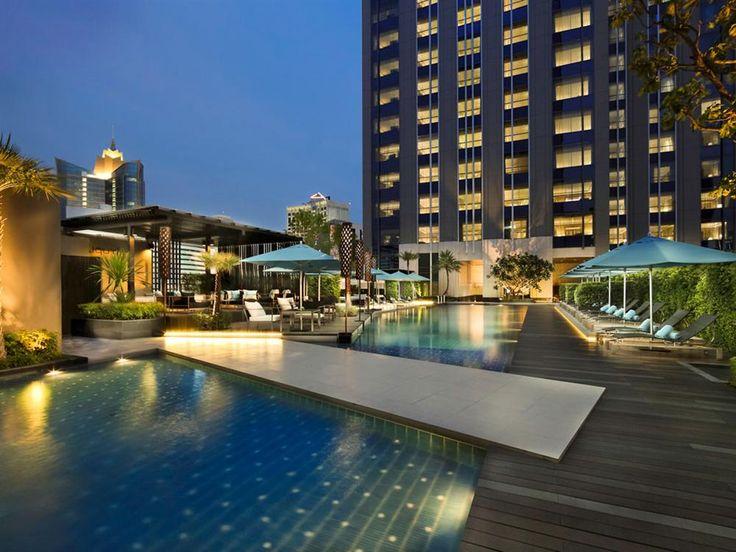 ★★★★★ Sofitel Bangkok Sukhumvit Hotel #Pool ##Bangkok #Sukhumvit