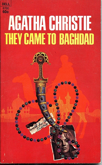 They Came to Baghdad - Agatha Christie / William Teason, illust.