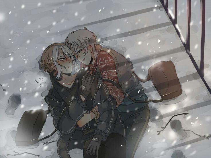 ДэмОн / D'emOn Манга / manga