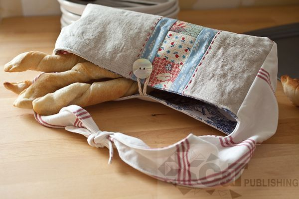 Zakka Style by C Publishing, via Flickr/ zakka style book/good for spindles/spinning stuff bag!