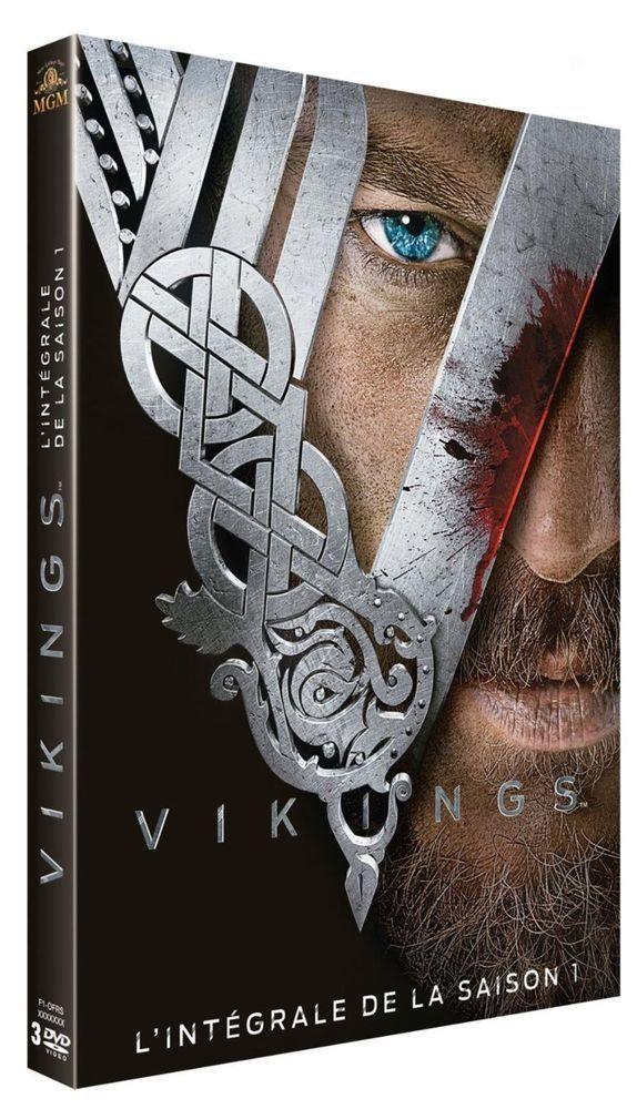 Vikings - Saison 1 Travis Fimmel  - DVD