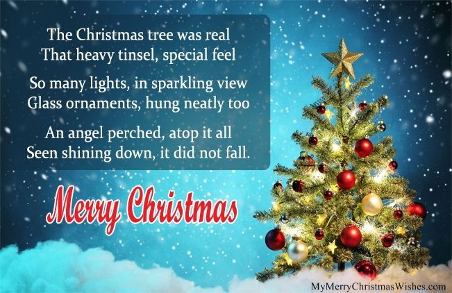 Short Merry Christmas Tree Poems And Poetry In English Merrychristmas8 Xmascheers Christmastreepoe Christmas Tree Jokes Christmas Tree Quotes Christmas Tree