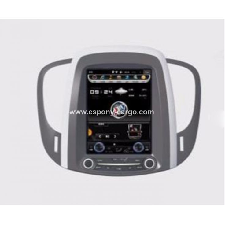 "10.4"" TESLA-STYLE VERTICAL SCREEN ANDROID NAVI RADIO FOR BUICK LACROSSE 2010 2011 2012  2013"