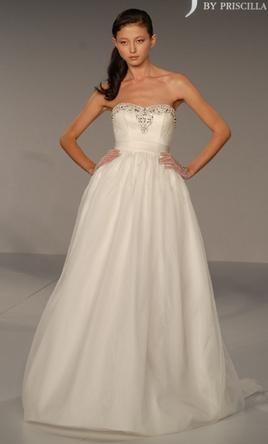 Priscilla Of Boston JL208 899 Size 10