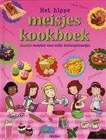 Het hippe meisjes kookboek  Jammie recepten voor de eche keukenprinsesjes. http://www.bruna.nl/boeken/het-hippe-meisjes-kookboek-9789044728675