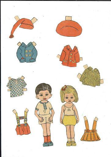 More Swedish dolls