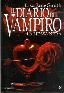 Beautiful Italian cover for Vampire diaries.