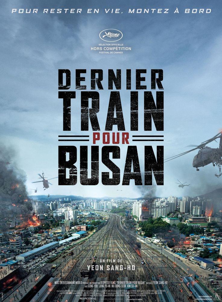 Dernier train pour Busan : Un film de zombies efficace mais aussi une habile métaphore politico-sociale. Et les zombies coréens courent vite ! Critique complète ici : https://kerouvim.blogspot.fr/2016/08/dernier-train-pour-busan-les-zombies.html