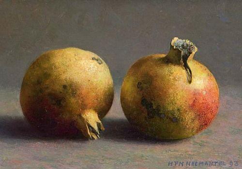 Henk Helmantel Pomegranates 1993