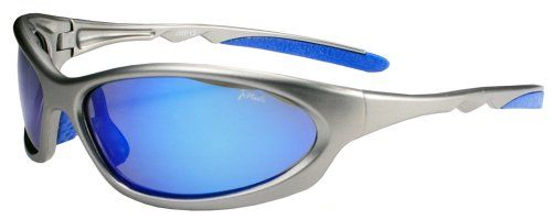 Superior Performance, Flattering lines & design features.. Beautiful Sports Wrap TR90 Frame and POLARIZED Polycarbonate Decentered Shatterproof Polarized lens make these Sunglasses the perfect protection and vision enhancement for the true Sports Enthusiasts who want to protect their eyes while enhancing vision. Soft, padded nose pieces for all-day comfort. Active Fit Sports frame for active lifestyles. Perfect Sunglasses for Fishing, Cycling...
