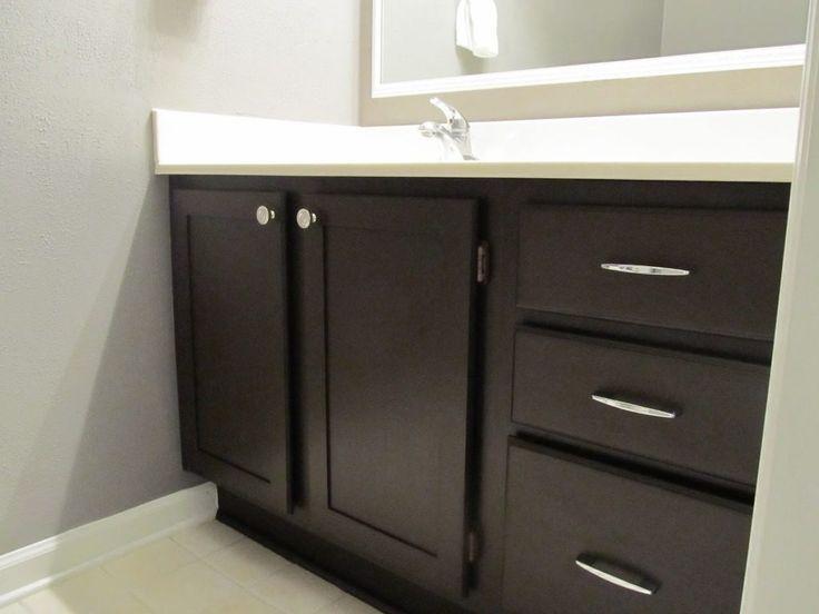 Redoing Bathroom Cabinet Ideas