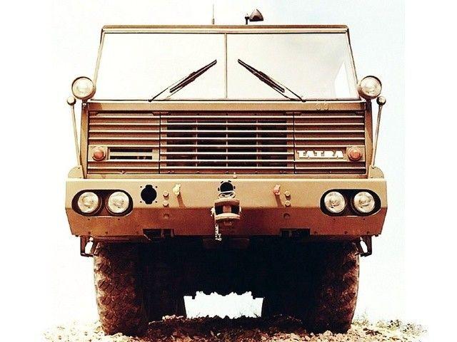Tatra T813 TP 8×8 '1967–82