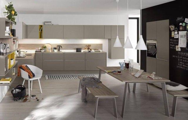 Fot. Projekt kuchni Terraced house, Nolte Küchen