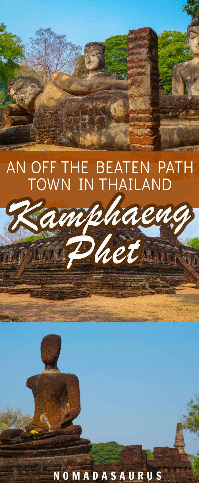 ooking for things to do off the beaten path in Thailand? Then here's why you need to visit Kamphaeng Phet! #thailand #thailandtravel