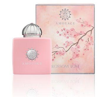 Blossom Love: wiosna w tajemniczym ogrodzie Amouage