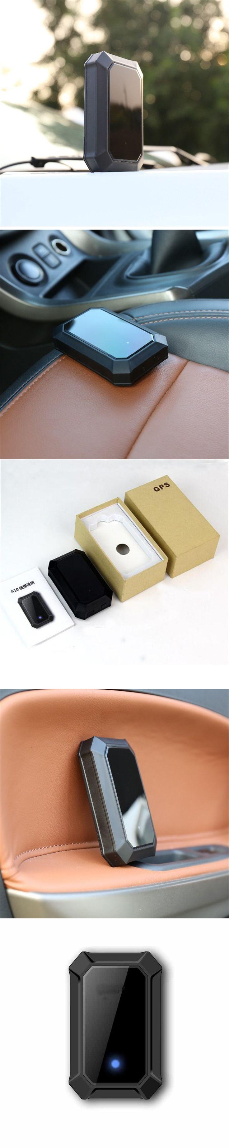 Car GSM Tracker Rastreador GPS Track for Car Bicycle Vehicle Google map 5000mah long battery life Sound Alarm Vibration Moveme