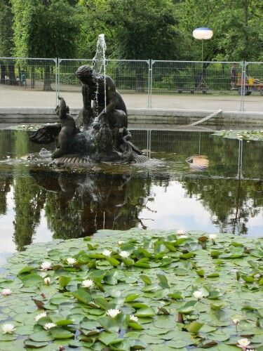 Vienna, Schronbrunn Palace