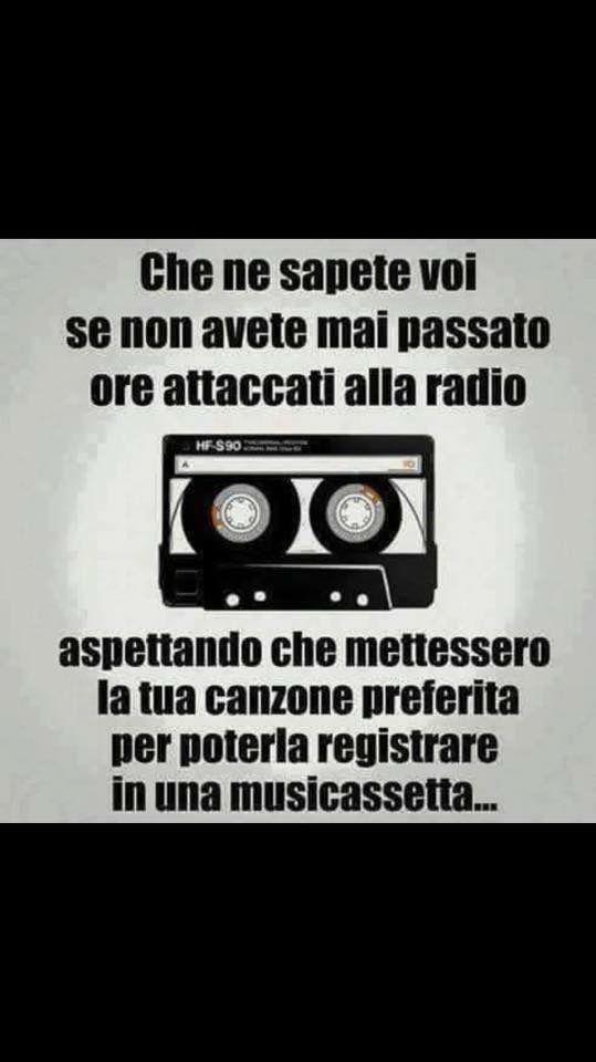 Cassetta/Musicassetta/Anni '80