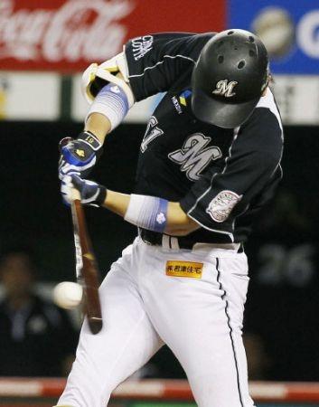 Katsuya Kakunaka (Chiba Lotte Marines)