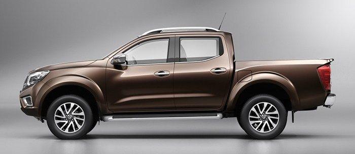 2019 Nissan Frontier Release Date Nissan Navara Nissan Frontier Nissan