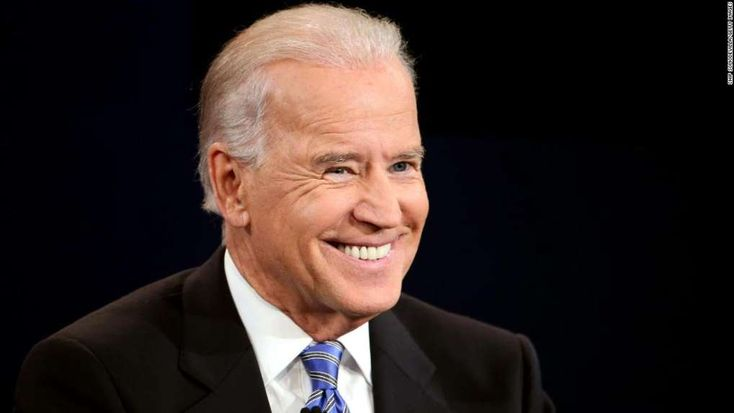 Joe Biden: So hot right now   -  December 25, 2017. DANVILLE, KY - OCTOBER 11: U.S. Vice President Joe Biden smiles during the vice presidential debate at Centre College October 11, 2012 in Danville, Kentucky. This is the second of four debates during the presidential election season and the only debate between the vice presidential candidates before the closely-contested election November 6. (Photo by Chip Somodevilla/Getty Images)