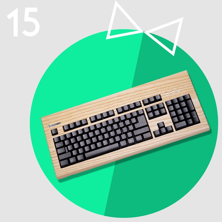 Chirstmas Gift Idea #15 - an iameco keyboard.   Come to the shop to pick up the wooden finish you like the best or order them online: http://iameco.com/shop/  A great way to make your desk station more eco-friendly and to support a local producer!