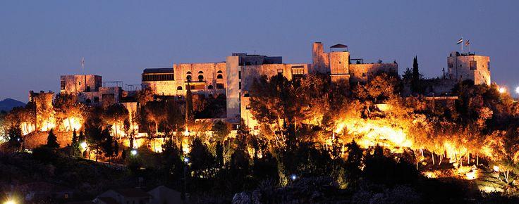 El Castillo de Monda, Andalucía. Homepage