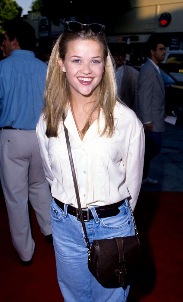 Reese Witherspoon Style Evolution