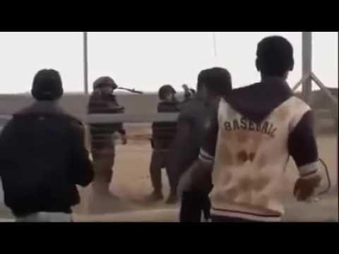Izrael uzavřel hranice a střílí do uprchlíků
