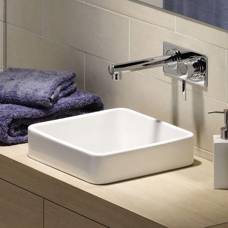 Caroma Cube 320 Inset Vanity Basin $475