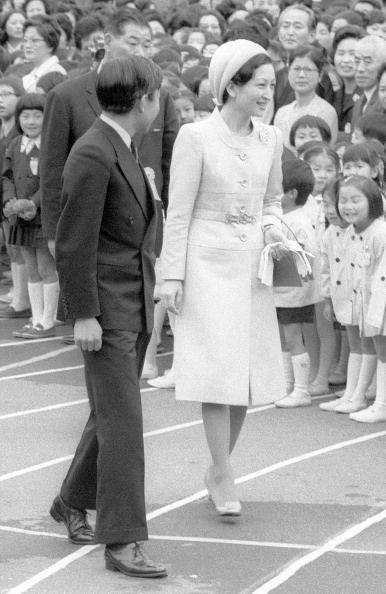 Crown Princess Michiko, 1974