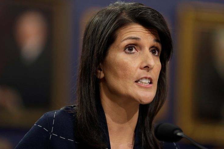 Nikki Haley Contradicts Trump Line On Russian Election Interference | HuffPost