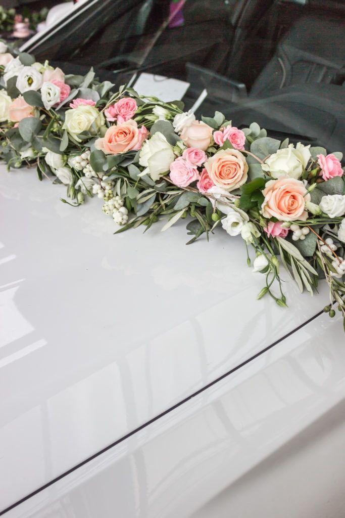 Gärtnerei & Floristik Hans Lösslin Hochzeitsfloristik Autoschmuck Hochzeitsa …