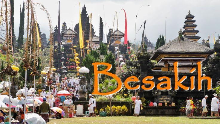 Výlety na Bali. Besakih a Batur. Dovolená Bali. Ostrov Bali