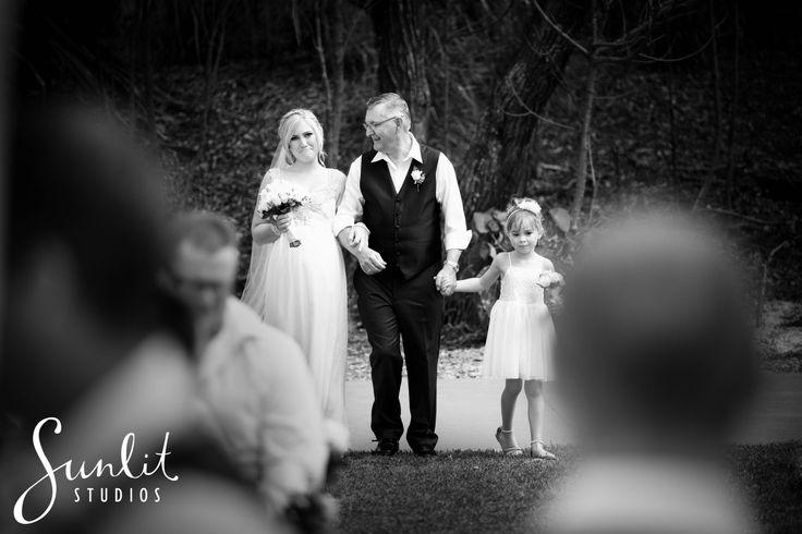 Casuarina Gardens Ceremony Wedding Photo