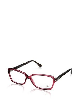 60% OFF Tod's Women's TO5047 Eyeglasses, Red