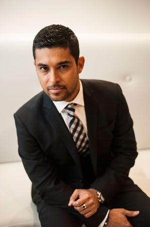 Wilmer Valderrama He has become quite hott as he's aged!