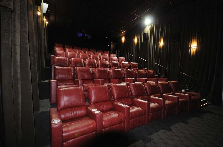 CLYDE BISTRO & CINEMA: In early 2013 Alloyfold installed 42 Tchaikovsky seats into the new Clyde Cinema in beautiful Central Otago, New Zealand. These seats are a stunning shade of red, and the front row reclines for maximum comfort.  The installation was completed within one day and the owner was very happy with the end result.