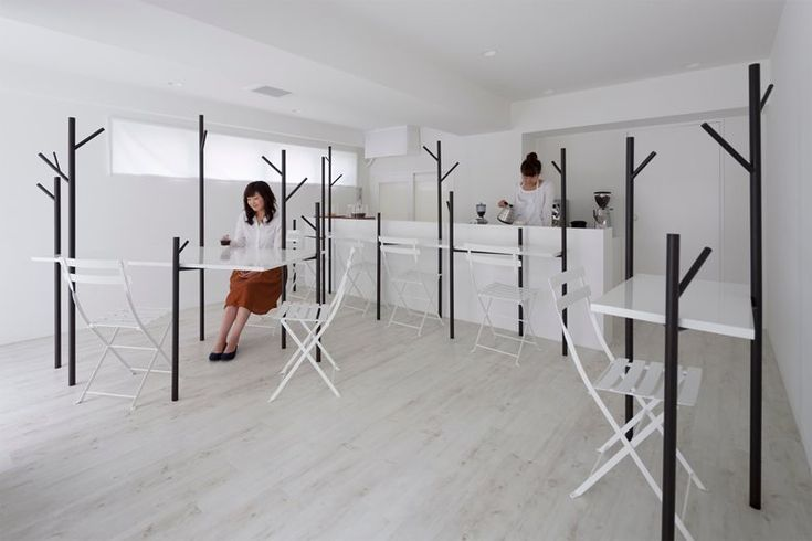 A cafe like a small forest has been created in Tokyo. Cafe Ki opened in Setagaya-ku, Tokyo in Japan, designed by Japanese design office id. Ki means a tree in Japanese. It is a cafe where coffee and pastries can be enjoyed in a space like a yard or...