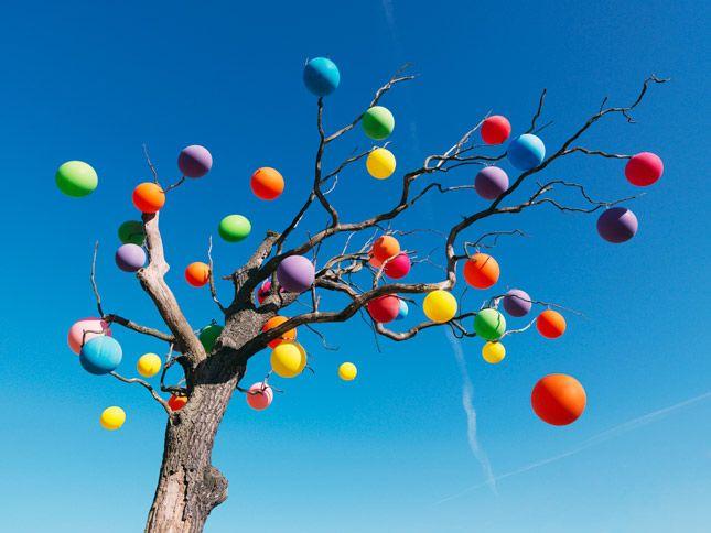 Carl Kleiner. (Tree) made of imagination