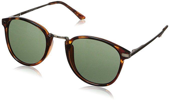 2b27c0054436a6 A.J. Morgan Unisex - Adult Castro Round Sunglasses  sunglasses  summer   fashion  summer2018