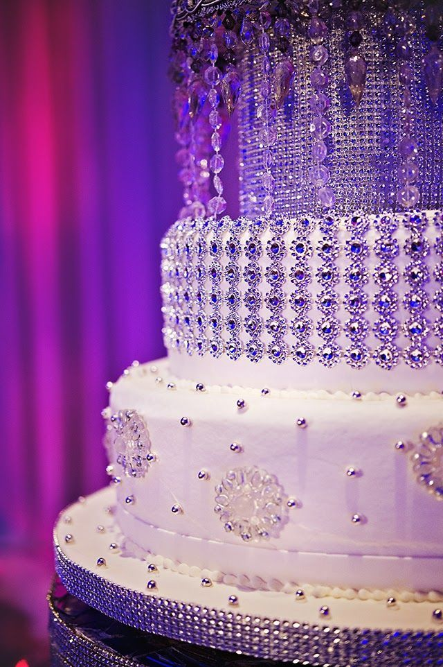 Cake wedding and Bling cakes