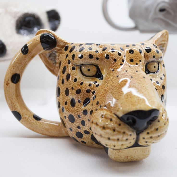 Tazza Ghepardo - #wildlife #home #accessories #zoo #mug #puckator