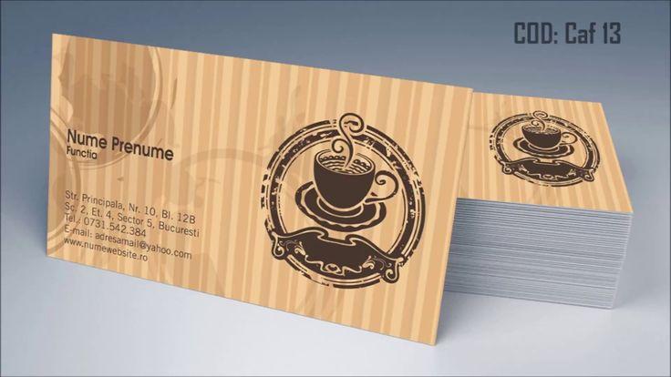 http://cartidevizitaieftine.com/ va prezinta modele carti de vizita cafea, cafenea, aparate si distribuitori cafea. La noi in tipografia din Bucuresti le printam digital sau offset la calitate ireprosabila si cu finisari de exceptie, fiind atenti pana la cel mai mic detaliu.