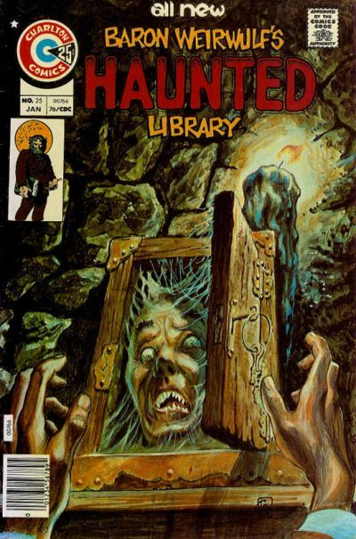 horror comics | Scott's Classic Comics Corner: Tom Sutton's Top 13 Horror Covers