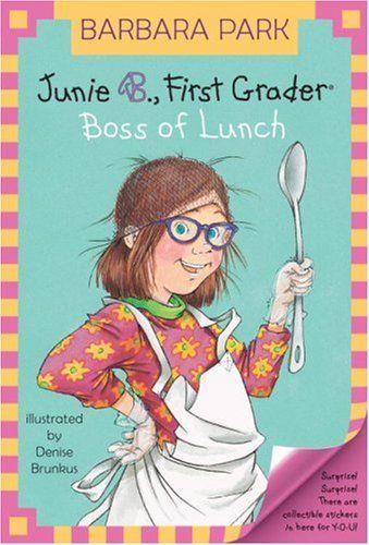 love ALL the Junie B. Jones books : )                                                                                                                                                                                 More