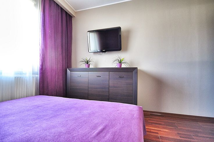 """Lila House"" 2 rooms, taras, parkplace, full furnished. Centrum Kamienna street Tel. +48790777710"