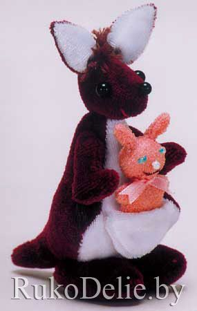 kangaroo free #pattern and instructions