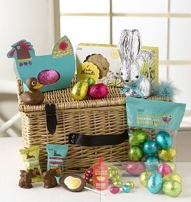 28 best packaging easter images on pinterest wrapping luxury easter family hamper mark swanson spencer at liffey valley 69 negle Image collections